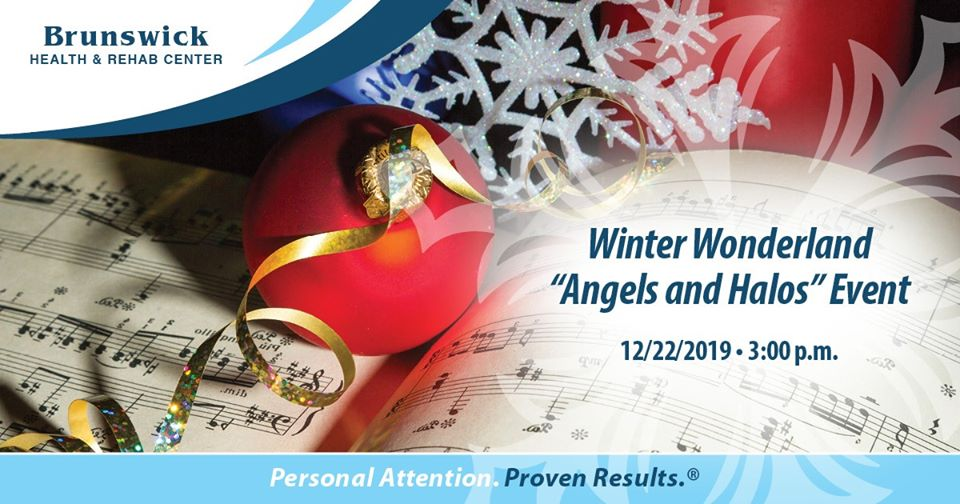 "Winter Wonderland ""Angels and Halos"""