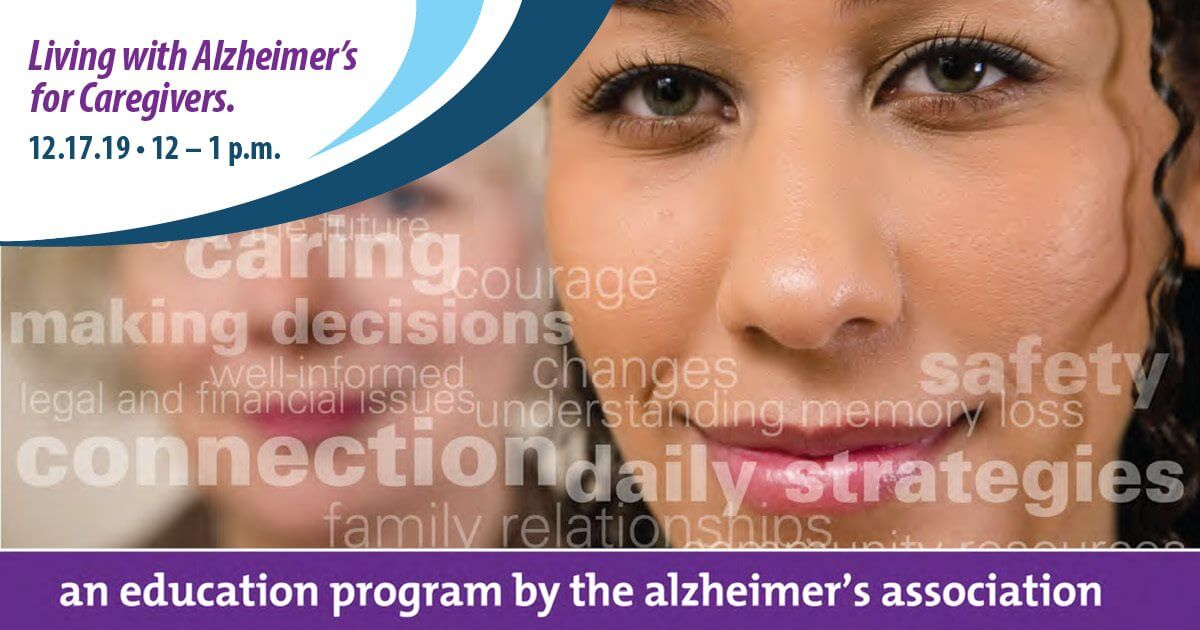 Living with Alzheimer's for Caregivers