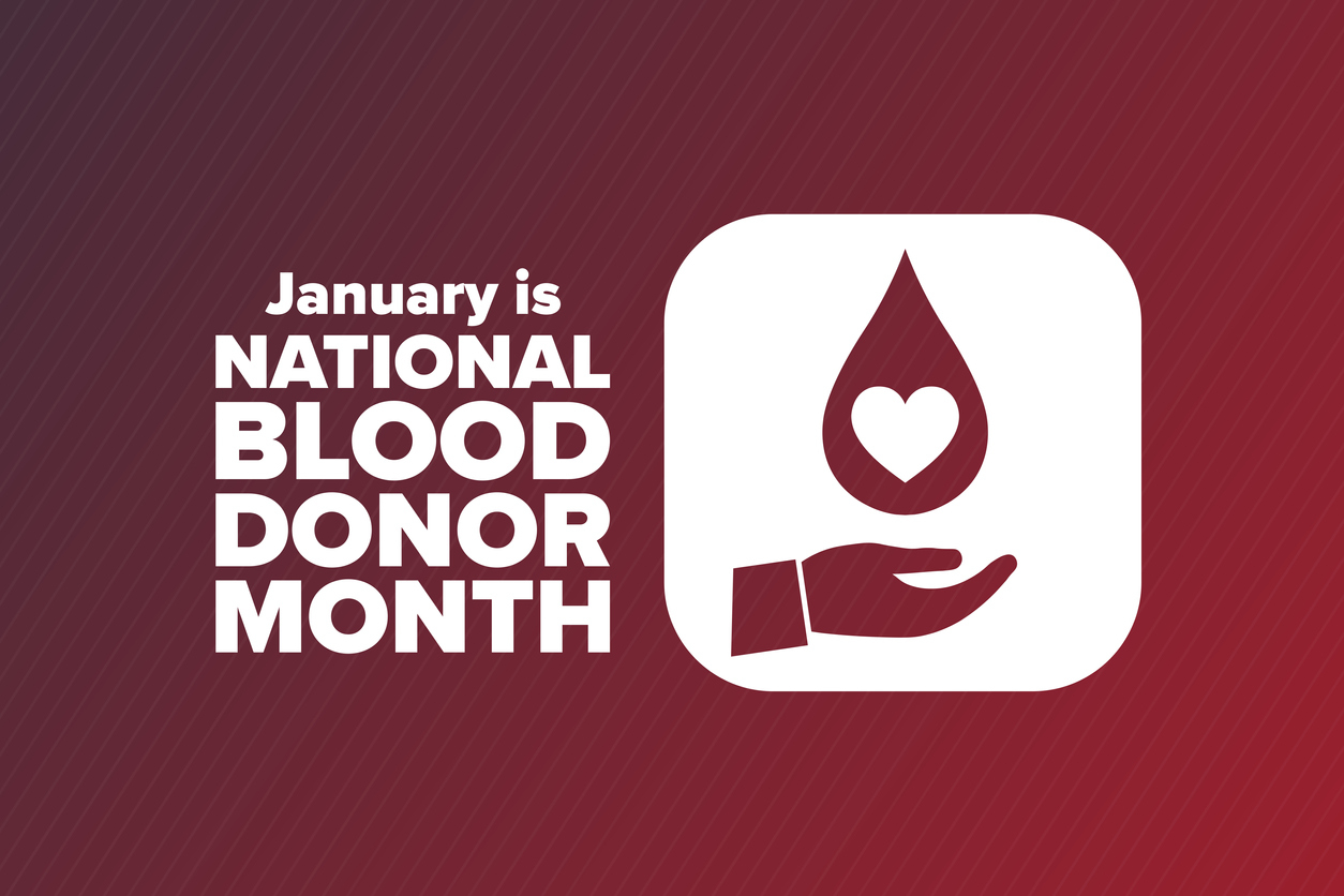 How to support National Blood Donor Month