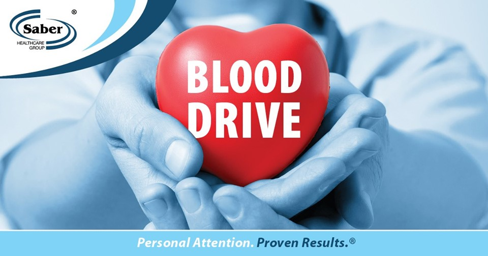 Hillsville Health and Rehab Center Blood Drive