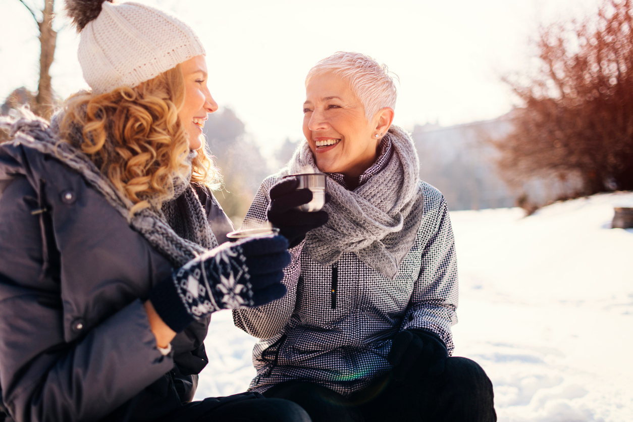 4 Ways to Stay Healthy in Colder Weather