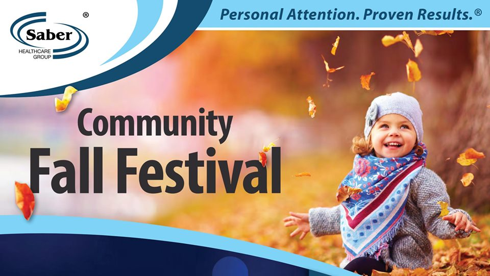 Community Fall Festival at Urbana Health and Rehab Center