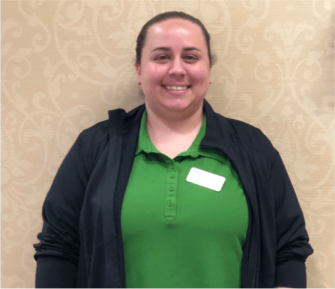 Erin McGhee Named Autumn Care of Mechansville IMPACT Employee of the Month