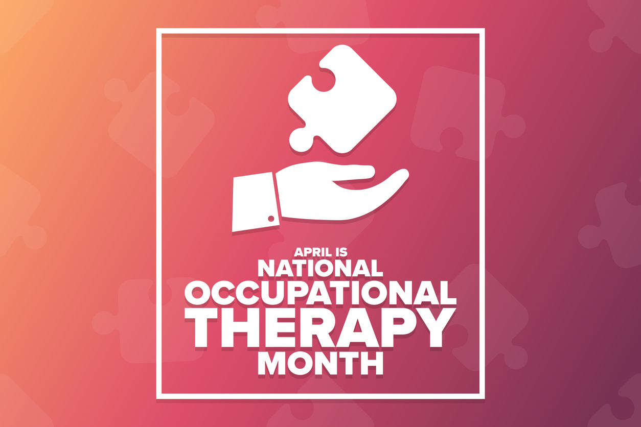Celebrating Occupational Therapy Month