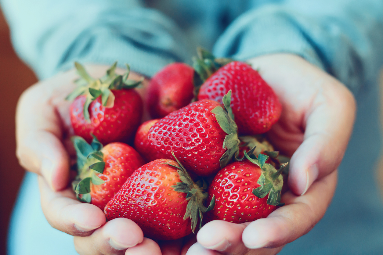 Health Benefits of Eating Strawberries