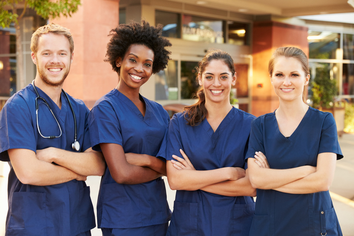 How Nurses Help Others in the Community