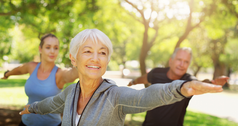 6 Fun Summer Exercises for Seniors